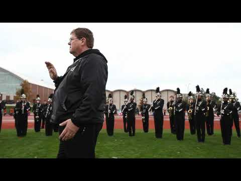 Marching to glory: The Marian Catholic marching band