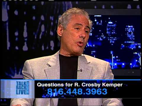 Talkback Live - R. Crosby Kemper Jr