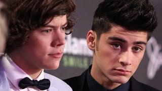 WHAT?? Zayn Malik Says He Never Talked to Harry Styles While In One Direction