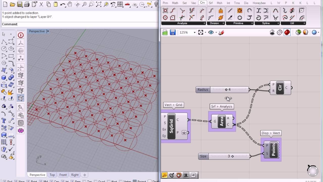 08 - Grasshopper - Manipulating Lists for Geometrical Applications ...