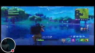 fortnite game play its lit (rocket riding)
