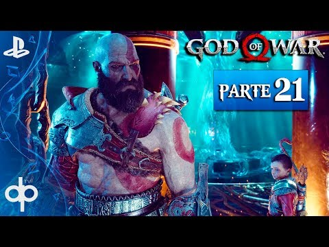 GOD OF WAR 4 Parte 21 Gameplay Español PS4 PRO 60fps | El Viaje Hacia Jotunheim (God of War 2018)