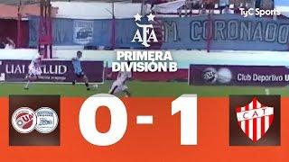 UAI Urquiza 0 VS. Talleres (RdE) 1| Fecha 14 | Primera División B 2019/2020