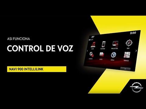 Navi 900 IntelliLink | Control por Voz