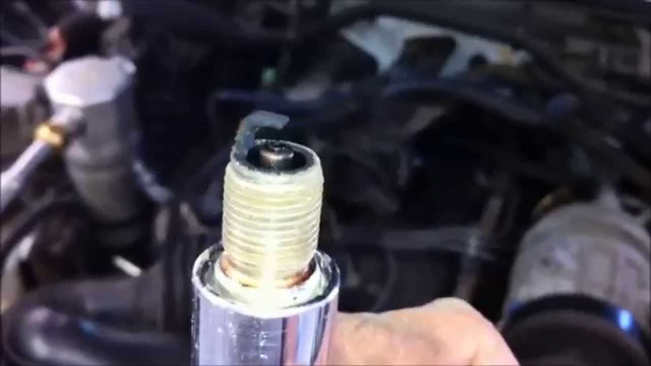 HOW TO DO A TUNE UP | Spark Plugs Wires | GM 2200 S10 ...