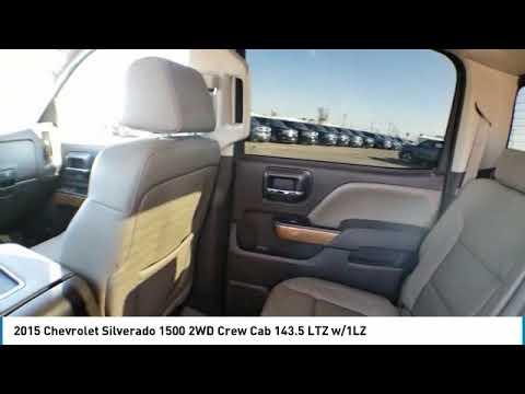 All American Chevrolet Midland >> 2015 Chevrolet Silverado 1500 Midland Texas Fg176260t Youtube