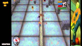Let's Play GTA: Liberty City Stories 100% - Part 36 - Slash TV