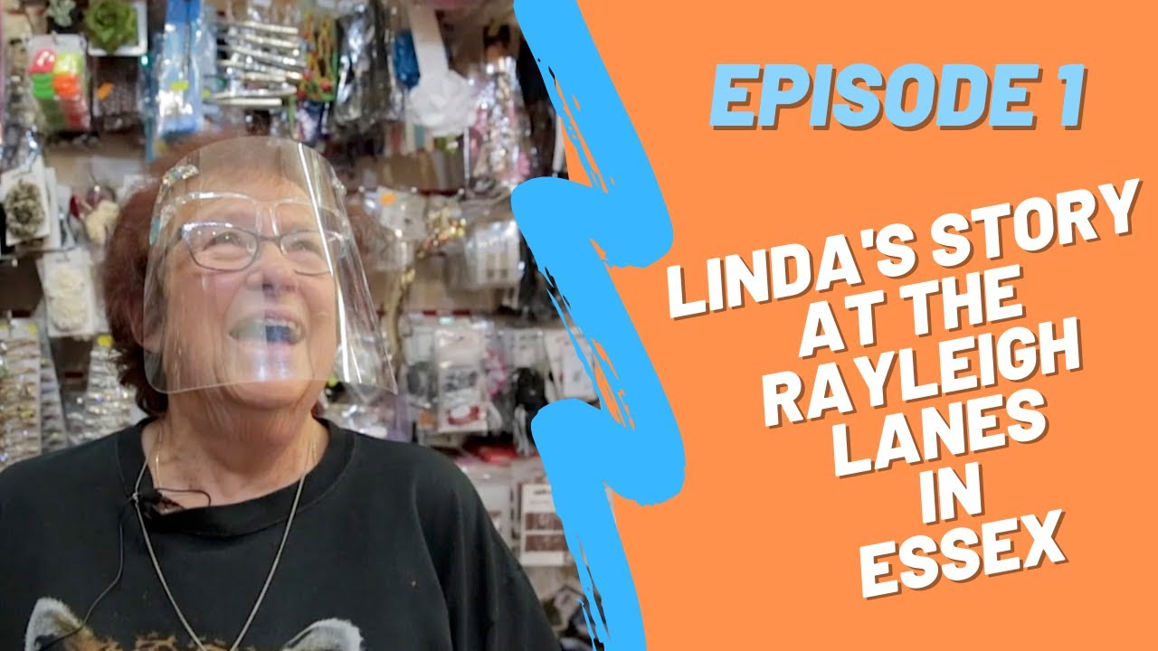 The Rayleigh Lanes trader - Linda. She has something for everyone.
