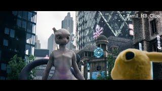 Pokemon Detective Pikachu Movie Final Fight Scene