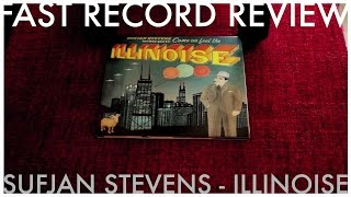fast record review 04 sufjan stevens come on feel the illinoise