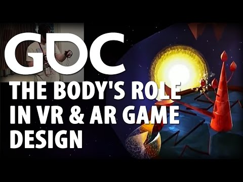 Understanding The Body's Role in VR & AR Game Design