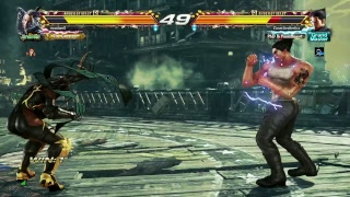 TEKKEN 7 - Kazuya Online Ranked Matches #1 - Climbing The Ranks! (1080p 60fps) PS4 Pro