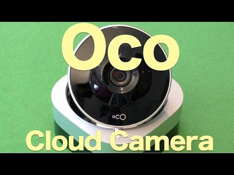 Oco Cloud Camera Review, Easy Setup Wi-Fi HD Camera