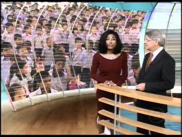 Globo Repórter - Cingapura