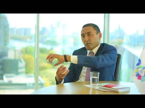 интервью с Айдыном Рахимбаевым