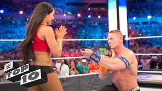 Download Stunning in-ring proposals: WWE Top 10, Nov. 27, 2017