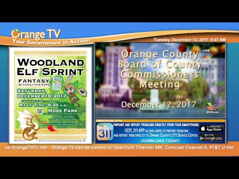 Orange TV Live Broadcast