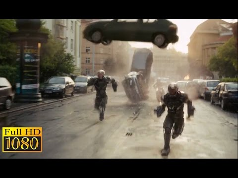 G.I. Joe Rise of Cobra (2009) - Chasing Scene (1080p) FULL HD