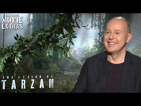 David Yates 'Director' talks about The Legend of Tarzan (2016)