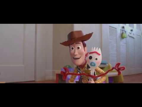 История игрушек 4   Появление Вилкинса 4К