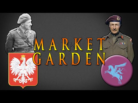 The REAL Operation Market Garden | BATTLESTORM Documentary | All Episodes