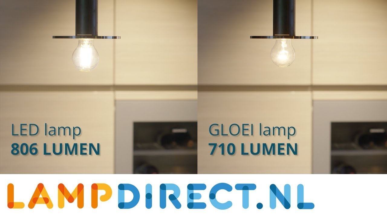 Hoe Dim Ik Een Led Lamp Lampdirect Nl Youtube