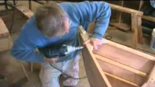 Building a 12ft Peapod Row Boat