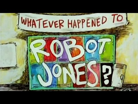 whatever happened to... robot jones popularity rules of dating