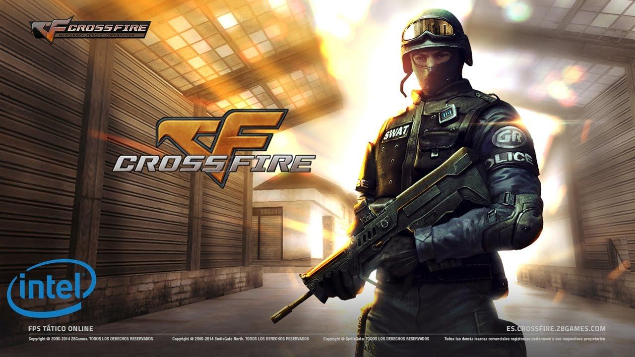 crossfire fps tatico
