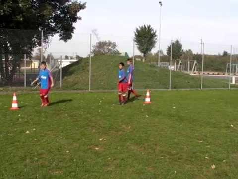 Fussballtraining Laufschule 5 Koordination Kondition