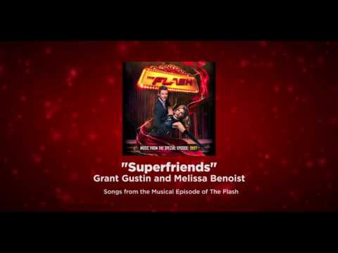 """Superfriends"" - Studio Version - The Flash/Supergirl Musical Crossover"