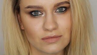 Лёгкий вечерний макияж. Видео-урок. Косметика SINART.