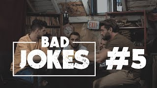 BAD JOKES 5 #NoapteaTârziu | Cuza & Quick VS Dorian Popa & Jimmy Dub