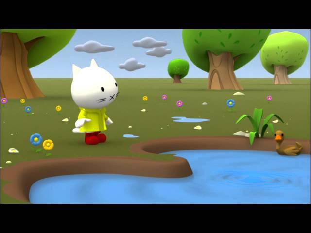 Musti 3D - Wie houdt van de regen?