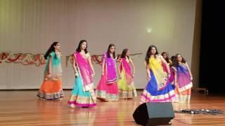 Yuva 2016 - Navri Zingaat dance performance