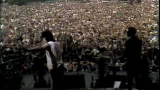 U2- '40' (Live 1983 Germany)