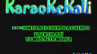 GUAYACAN - EXTRAÑO TU AMOR ( KARAOKE DEMO)