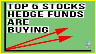 The Top 5 Stocks Hedge Funds Are Buying Right Now! Plus the Top Stocks To Short in 2018!