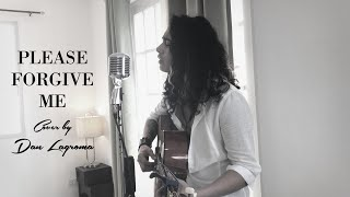 Bryan Adams - Please forgive me (cover by Dan Lagroma)
