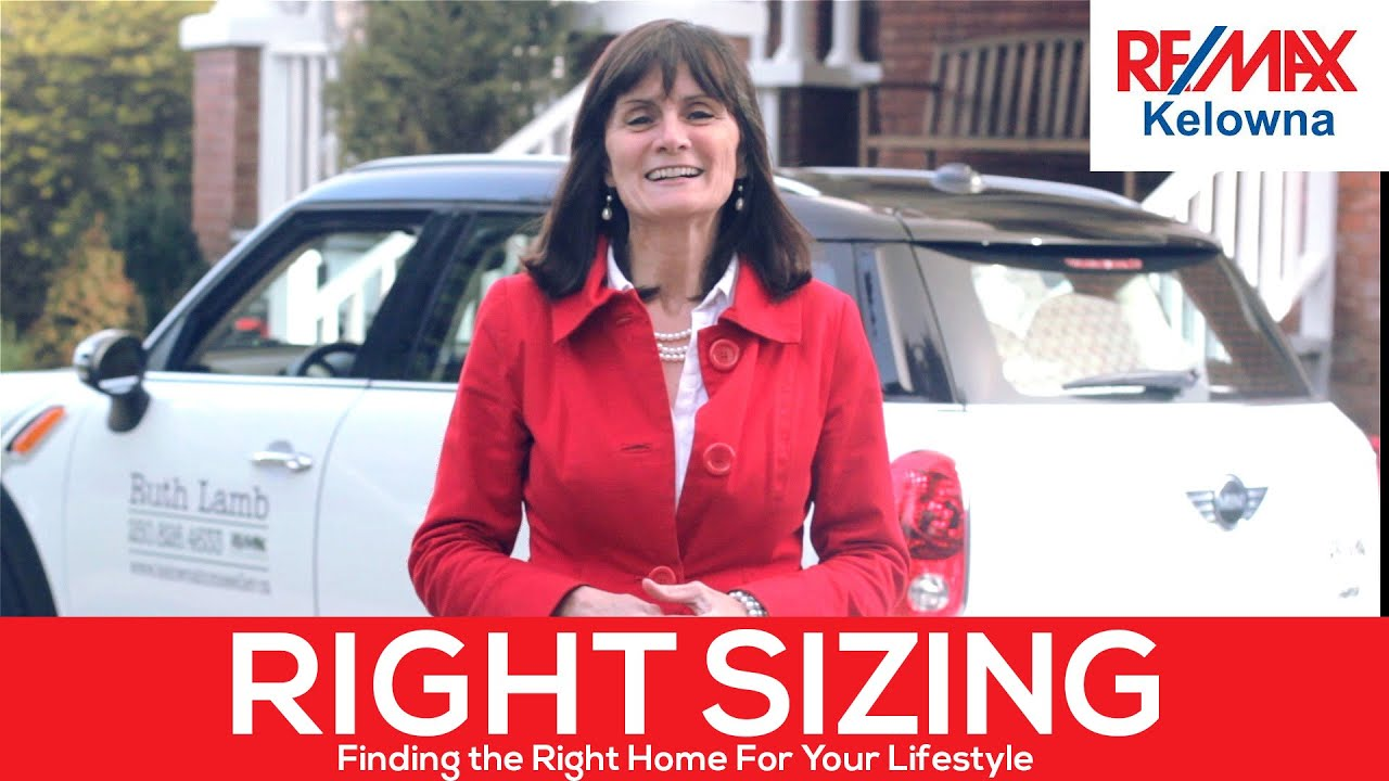 Introduction to Rightsizing with Ruth Lamb
