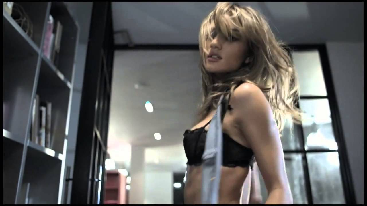 Lingerie by Agent Provocateur Love me Tender, or else! - YouTube
