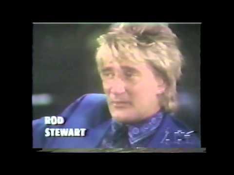 Rod Stewart - MTV Rockumentary 1989/ VH1 Profile 1992