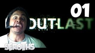 Outlast | 01 - CE JEU FAIT TROP PEUR ! (Gameplay / Playthrough / Walkthrough)(FR)
