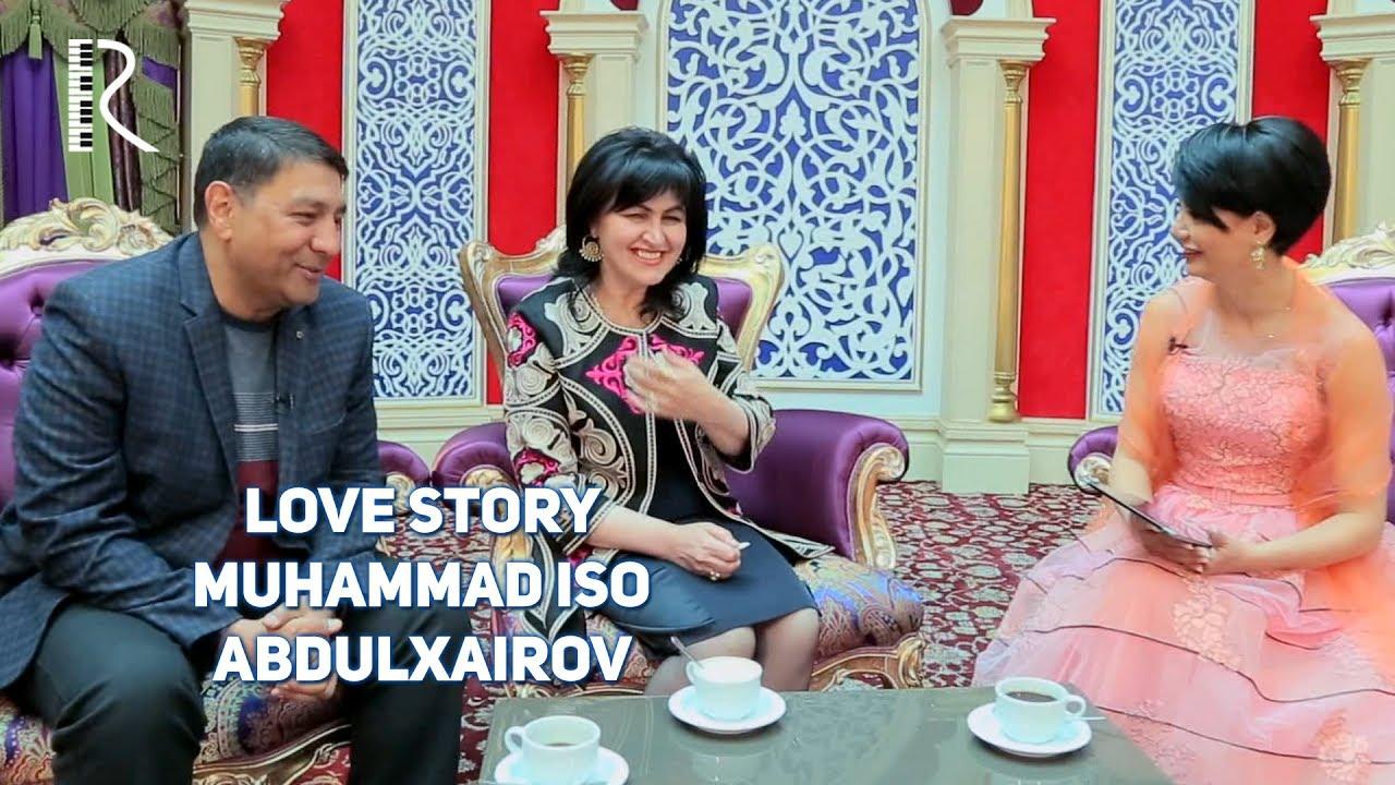 Love story - Muhammad Iso Abdulxairov | Мухаммад Исо Абдулхаиров (Muhabbat qissalari) #UydaQoling