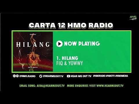 HMO Radio Top 12 Chart Malaysian HipHOp (22/01/21)