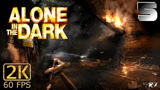 Alone in the Dark (2008) | PC/Windows | Longplay | Part 5 | 2K 1440p 60FPS