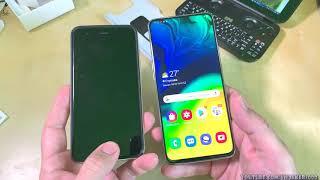 ГадЖеТы: обзор Samsung Galaxy A80 - преимущества и недостатки весьма оригинального телефона