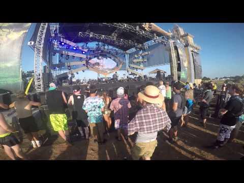 BIG WILD - BACKWOODS MUSIC FESTIVAL STROUD, OKLAHOMA 2015