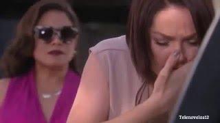 Eva la trailera \ Soraya golpea a Marlene