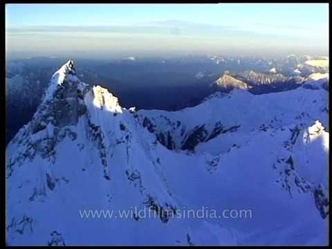 Himalaya The Abode Of Snow Youtube